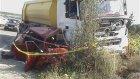 Trafik kazası: 1 ölü, 2 yaralı - EDİRNE