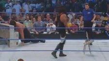 Undertaker Vs. The Great Khali Smackdown 18.08.2006