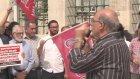 Ahraru'ş Şam komutanları için gıyabi cenaze namazı kılındı - İSTANBUL