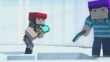 Minecraft Komik Animasyon
