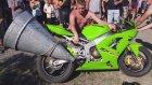 Motosiklette Egzoz Olayını Abartmak