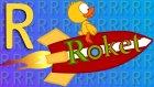 R Harfi - ABC Alfabe SEVİMLİ DOSTLAR Eğitici Çocuk Şarkıları (Türkçe Çizgi Film - Klip)