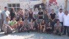 Yabancı Ülkelerden Gelen Öğrenciler Hayvanların Bakımını Yapıyor - Muğla