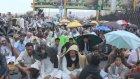 Yemen'de hükümete destek gösterileri