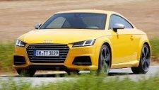 Yeni Audi TT S Deneme Sürüşü