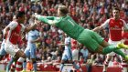 Arsenal 2-2 Liverpool Maç Özeti (13.9.2014)
