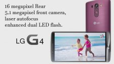 Lg G4 Mükenmel The Best Of Concept Phone Lg G4 2015