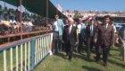 KKTC Cumhurbaşkanı Eroğlu-Altın Nar Yağlı Güreşleri - ANTALYA