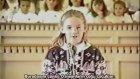 Rachel Corrie'nin 10 Yaşında İlkokuldan Mezun Olurken Yaptığı Konuşma