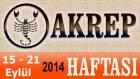 Akrep Burcu, Haftalık Astroloji Yorumu, 15-21 Eylül 2014, Astrolog Demet Baltacı Bilinç Okulu Mp4