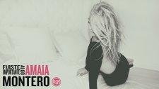 Amaia Montero - Fuiste Algo Importante (Audio)
