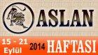 ASLAN Burcu, HAFTALIK Astroloji Yorumu, 15-21 EYLÜL 2014, Astrolog DEMET BALTACI Bilinç Okulu.mp4