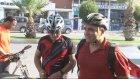 İtfaiyecilerin bisikletle Almanya yolculuğu - ÇANAKKALE