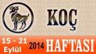 Koç Burcu, Haftalık Astroloji Yorumu, 15-21 Eylül 2014, Astrolog Demet Baltacı Bilinç Okulu Mp4