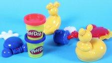 Miki Fare Play-Doh Seti - Oyun Hamuru Tanıtımı