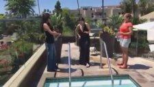 Sibel Kekilli - ALS Ice Bucket Challenge