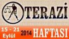 Terazi Burcu Haftalık Astroloji Yorumu 15-21 Eylül 2014 Astrolog Demet Baltacı Bilinç Okulu