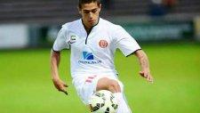 Lanzini Al Jazira Formasıyla 2 Gol Attı