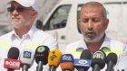 Vefa Hastanesi Medikal Direktörü Biltaci basın açıklaması - GAZZE
