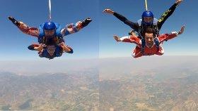 Paraşüt İle Uçaktan Atlama Macerası