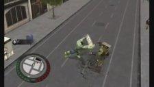 The Incredible Hulk Oyun Filmi Part 3 (Wii)