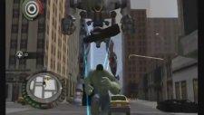 The Incredible Hulk Oyun Filmi Part 6 (Wii)