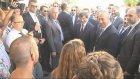 Başbakan Davutoğlu, KKTC'de vatandaşlarla sohbet etti - LEFKOŞA