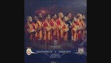Galatasaray 1-1 Anderlecht (Fotoğraflarla)