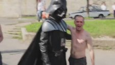 Lezginka Oynayan Darth Vader