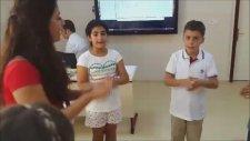 Beykent Mektebim İlkokulu 4/a Sınıfı Oryantasyon Tanışma Oyunu Yıldız Murat Öğretmen
