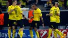 Dortmund 2-0 Arsenal - Maç Özeti (16.9.2014)