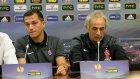 Trabzonspor Teknik Direktörü Halilhodziç - LVIV