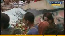 Barış Akarsu'nun Cenaze Töreni