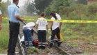 Ceyhan'da trenin çarptığı yaşlı adam öldü - ADANA