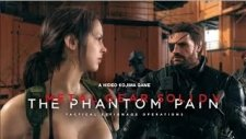 Metal Gear Solid V: The Phantom Pain - Tgs 2014 Trailer