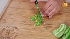 Organik Patlıcanlı Bulgur Pilavı