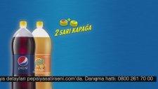 Pepsi PEK YAKINDA Reklamı