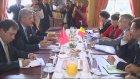 AB Bakanı Bozkır, Didier Reynders ile görüştü - BRÜKSEL