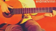 Caddelerde Rüzgar Gitar Solo