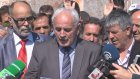 "Makedonya'da Arnavutlar ""İlirida Cumhuriyeti""ni ilan etti - ÜSKÜP"
