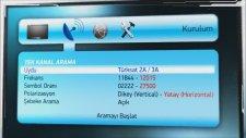 Türksat 4A Frekans Bilgileri Ve Otomatik Arama