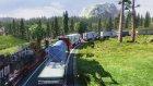 Euro Truck Simulator 2 Online Multiplayer Konvoy | Donanımhaber | Gameplay