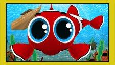 Kırmızı Balık - Çocuk Şarkısı