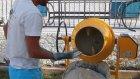 Taş Duvar Tekniği - Püskürtme Tabancası
