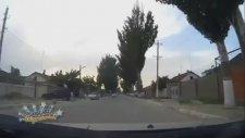 Trafikte Türkleri Aratmayan Rus Kavgası