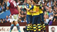 Aston Villa 0-3 Arsenal - Maç Özeti (20.9.2014)