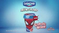 Danone Milkshake Örümcek Adam