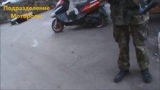 Rus Gençlerin Çelik Yelek Testi