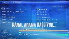 Türksat 4a Uydu Kurulumu Ve Kanal Arama