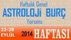 Genel Haftalık Astroloji Yorumu 2228 Eylül 2014 Astrolog Demet Baltacı